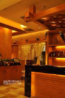 深圳啧啧火锅店设计照片